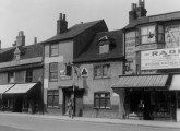 High Wycombe, Oxford St. The Half Moon 1934