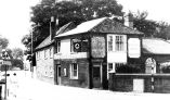 Station Hill, Railway Arms, closed 1966