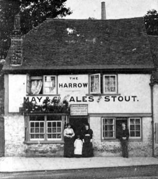 old pubs in basingstoke