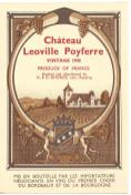 Chateau Leoville Poyferre 1945