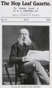 Henry John Simonds