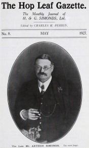 Arthur Simonds