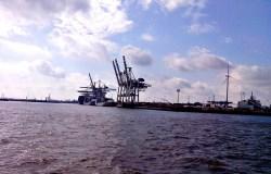 Hamburg – nicht wirklich ländlich, aber Gesas Wohnort.