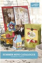 2010 Summer Mini Catalogue