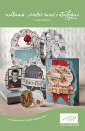 Autumn-Winter Mini Catalogue Cover