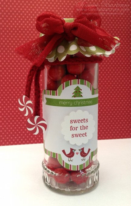 Sweets for the Sweet Jar