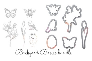 Backyard Basics bundle of products