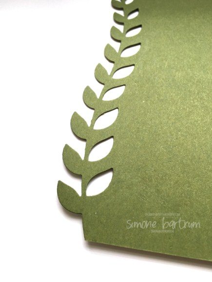 Botanical Builder dies - Cut & Emboss Technique. How-To at www.simonebartrum.com