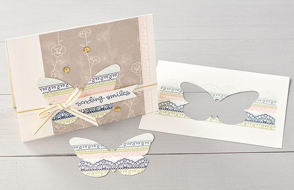 Delicate Details - Sale-a-bration stamp set