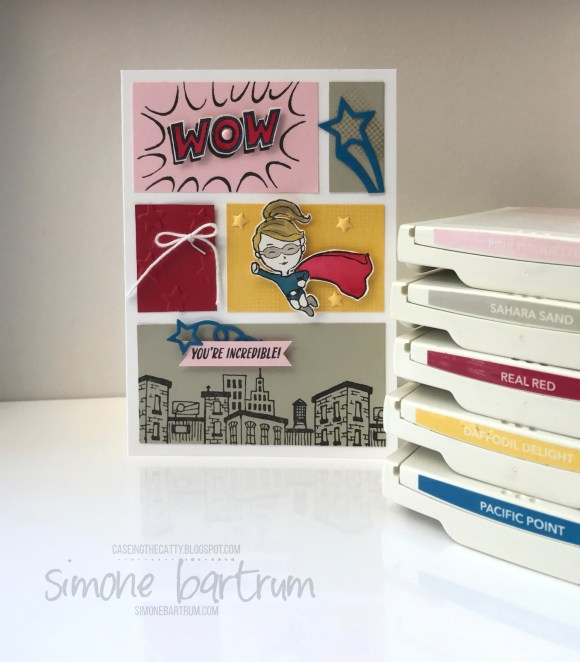 Everyday Hero stamp set, Stampin' Up! Australia - www.simonebartrum.com