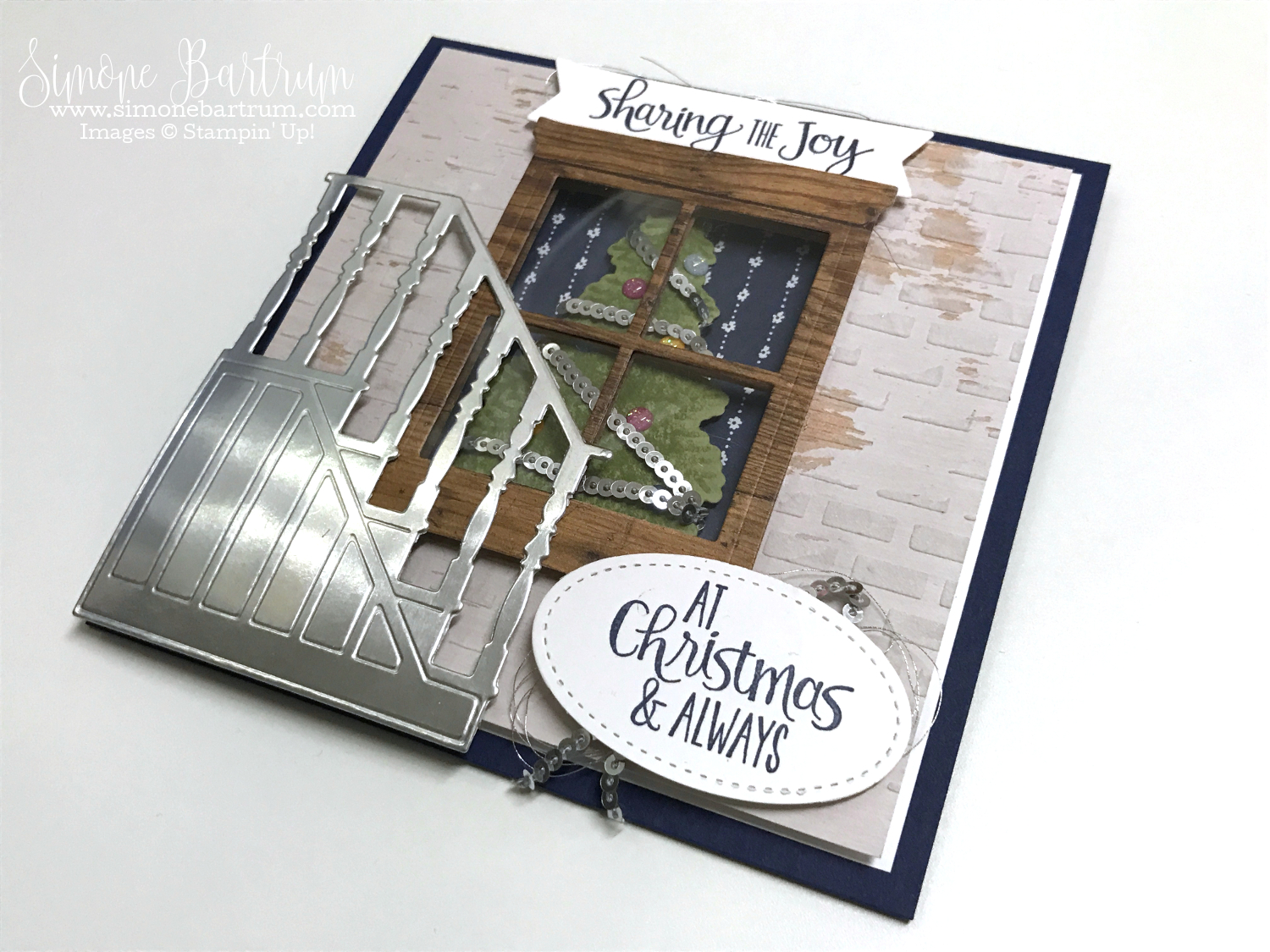 Ready For Christmas Staircase bundle by Stampin' Up! #2