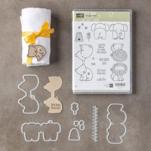Stampin' Up!'s A Little Wild bundle. Available in Australia at http://bit.ly/BuySU