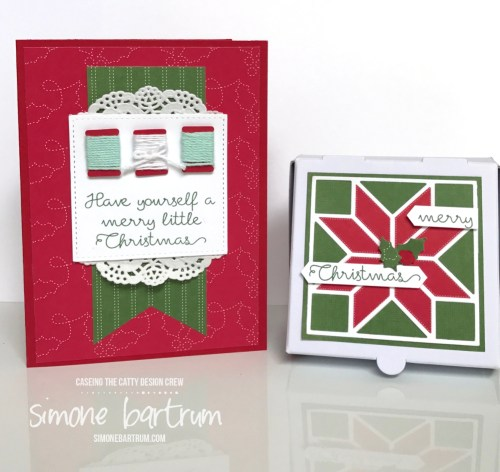 Stampin' Up!'s Quilted Christmas