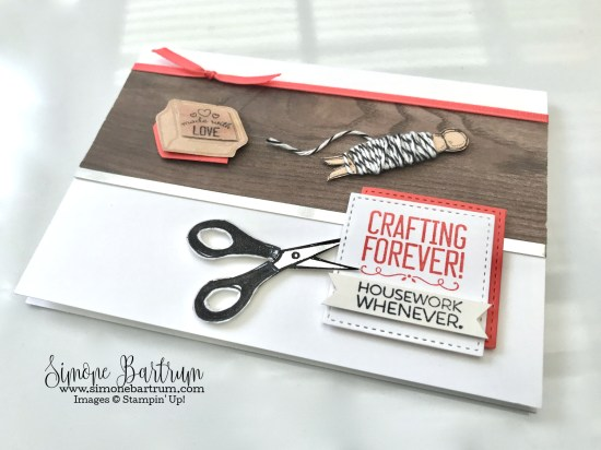 Crafting Forever Housework Whenever by Simone Bartrum