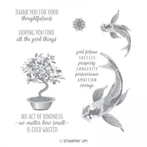 All The Good Things by Stampin' Up!