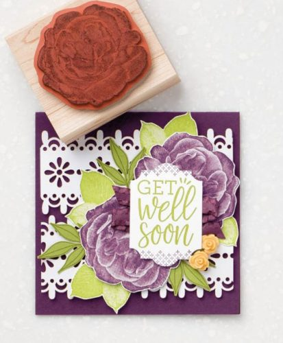 Healing Hugs by Stampin' Up!