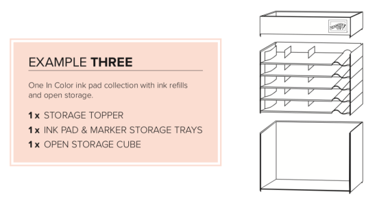 Storage by Stampin' Up! - example three