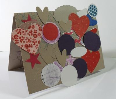 Rachel's card