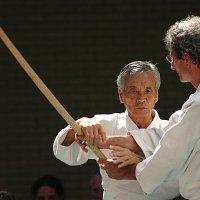 Intervista a Nobuyoshi Tamura, l'Aquila dell'Aikido - Parte 1