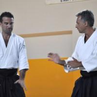 """Aikido: """"l'Arte d'Interpretare il Gesto""""."""