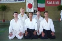 2007 - Mantova (Italy) - Giorgio Veneri Memorial with Yoji Fujimoto Shihan