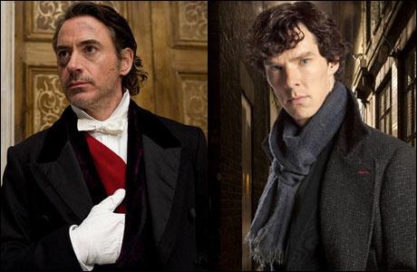 The Sherlock Invasion