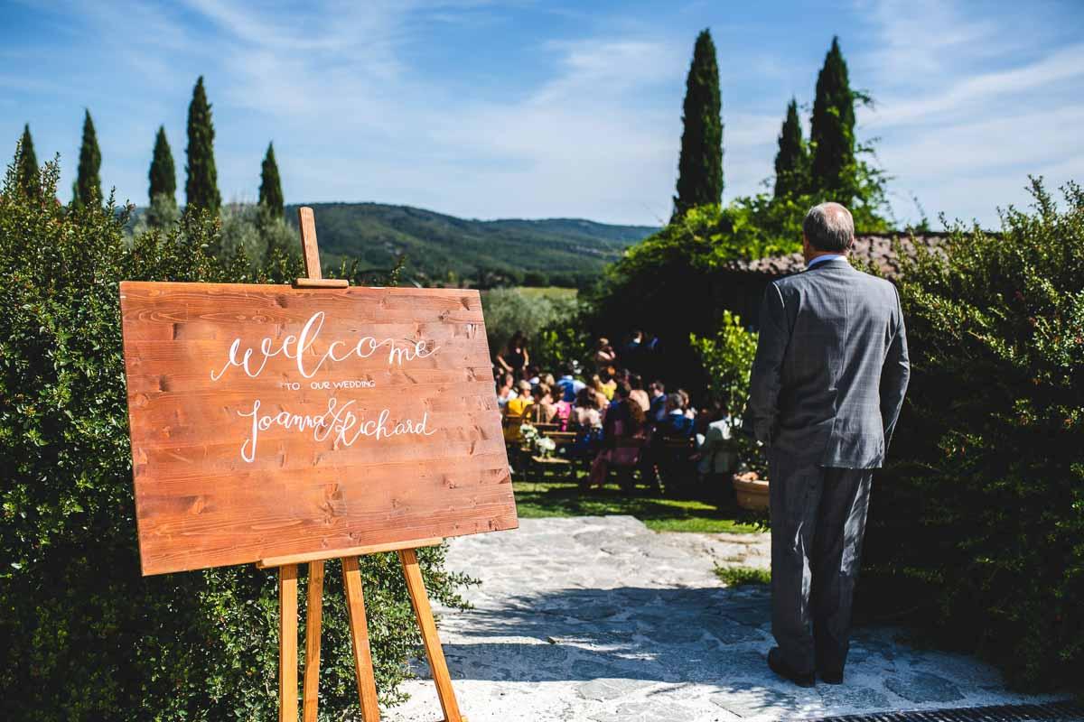 Wedding at Casa Cornacchi