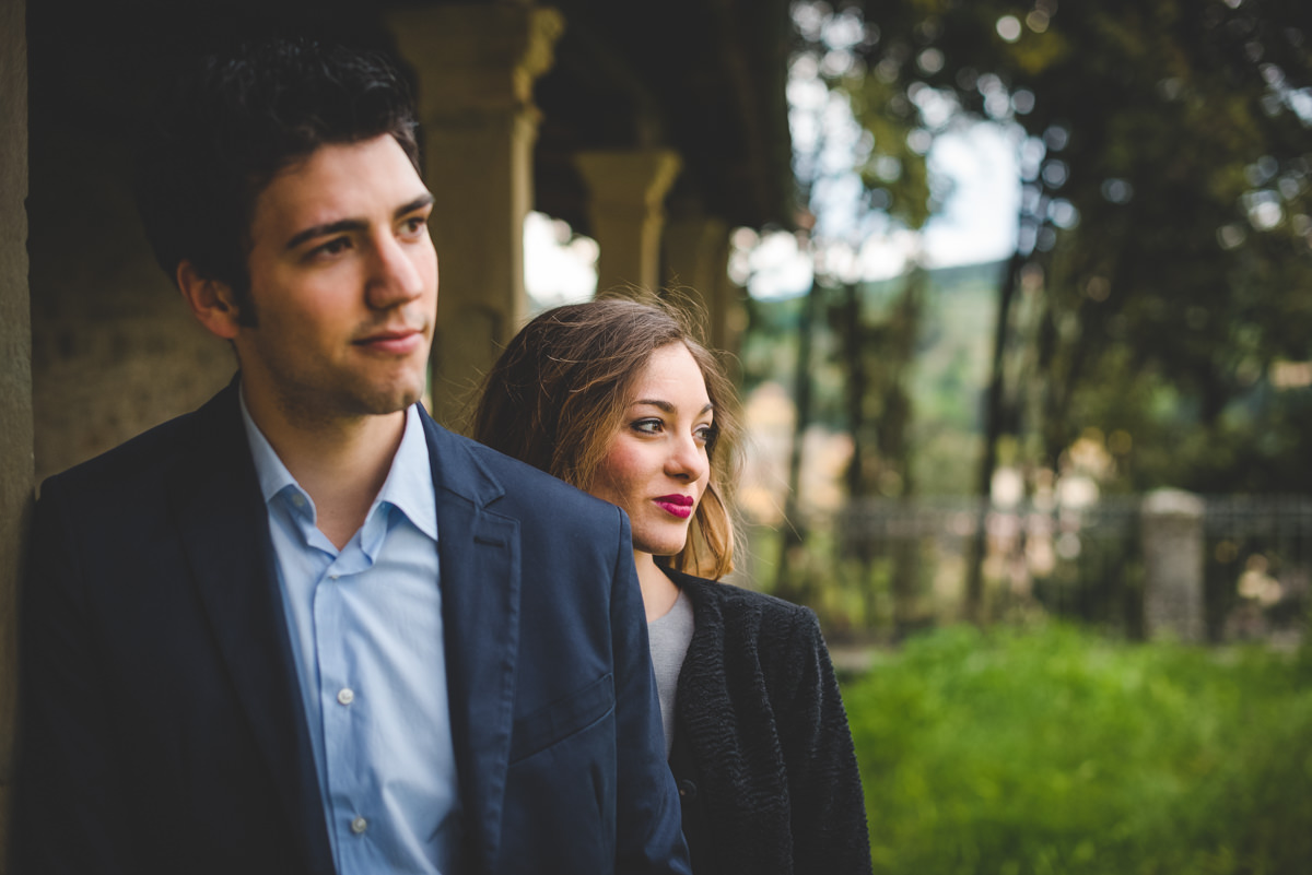 Engagement Photographer Fiesole Firenze