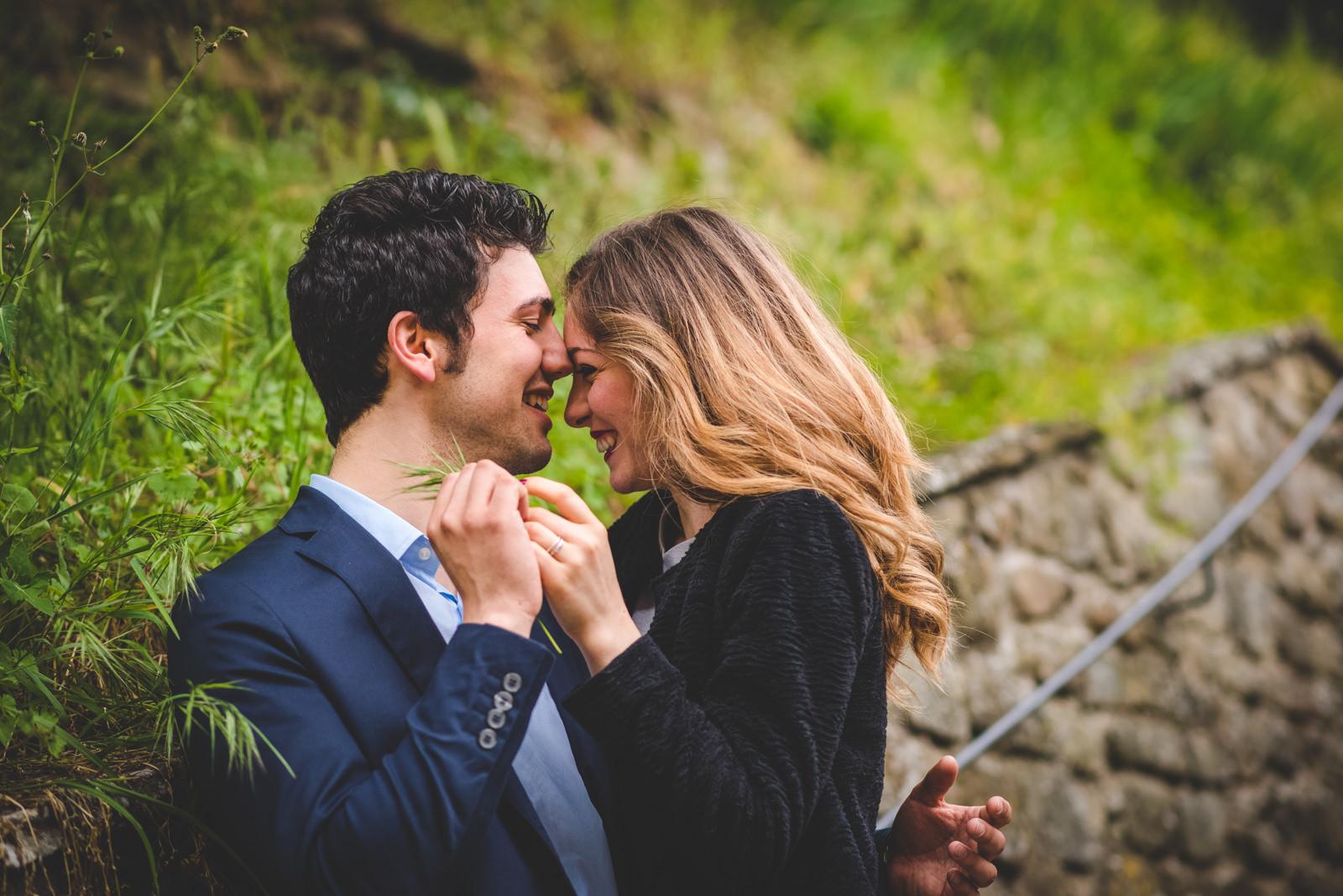 Couple Portraits Photographer Fiesole