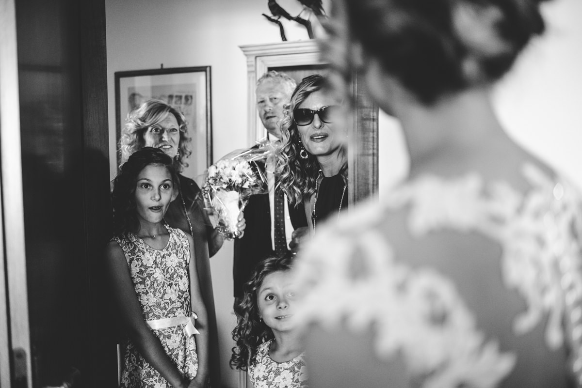 Wedding Photographer Villa Dianella Florence
