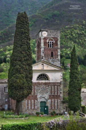 Borzone - Abbazia di Sant'Andrea