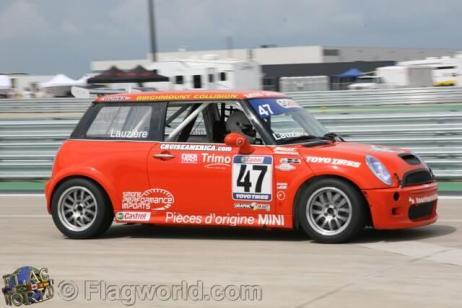 Orange Mini - with Simone logo