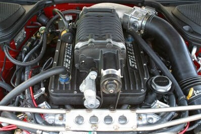 Stillen G35 Intercooled Supercharger