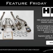HKS Performance Exhaust