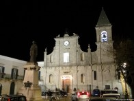 Venosa by night
