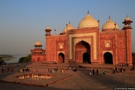 Taj Mahal, moschea