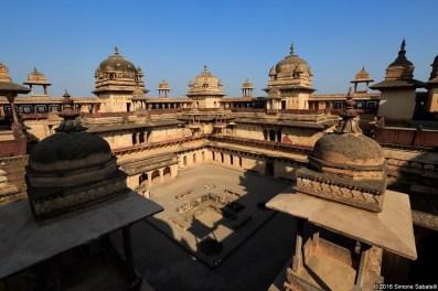 Jahangir Palace, Orchha