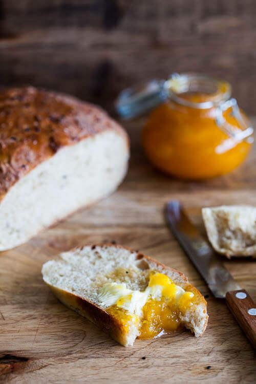Meerzaden brood bakken | simoneskitchen.nl