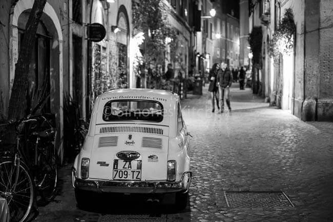 Trastevere by night