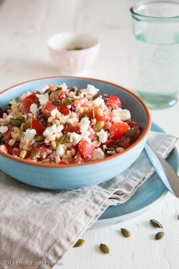 Tarly salade