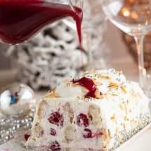 Mascarpone frambozen trifle | simoneskitchen.nl