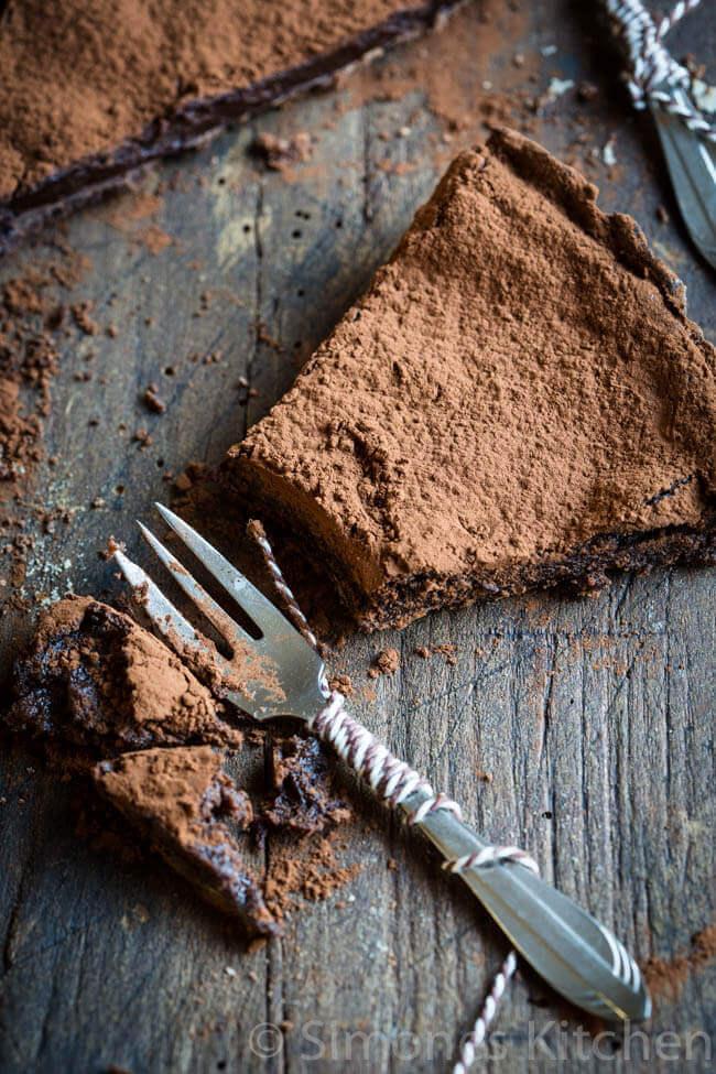 Heerlijke chocoladetaart | simoneskitchen.nl