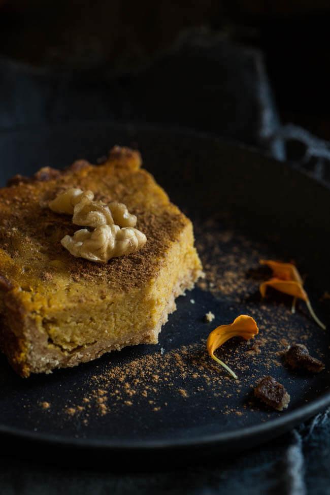 Recept voor heerlijke pompoentaart | simoneskitchen.nl