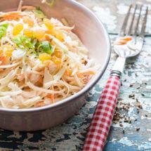 Zelfgemaakte coleslaw | simoneskitchen.nl