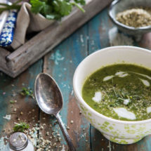 whole30 broccoli soep