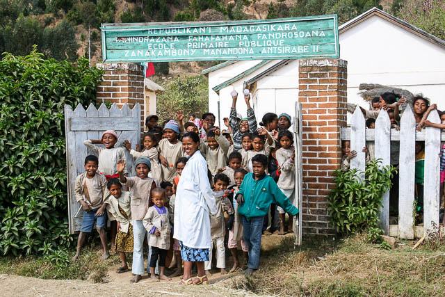 Madagaskar school | simoneskitchen.nl