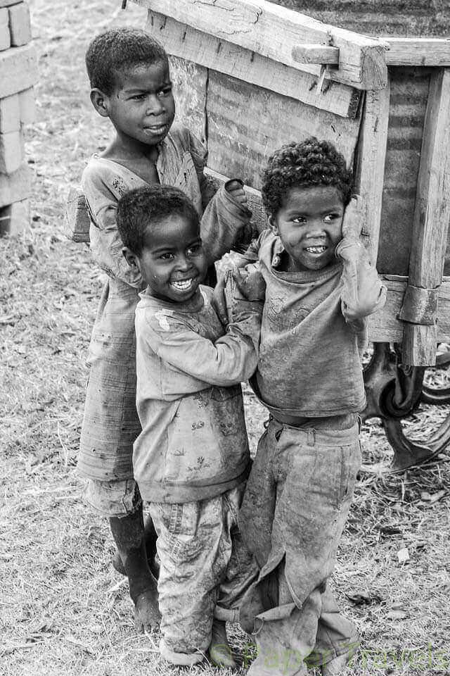 Kinderen van Madagaskar