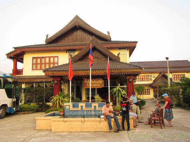 Khampaseuth hotel, Vang Vieng | simoneskitchen.nl