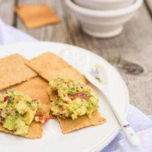 Paleo sesam crackers met tahini | simoneskitchen.nl