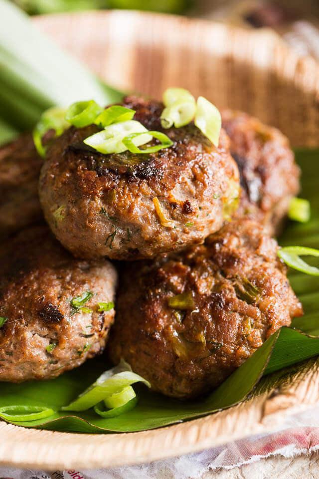 Hamburgers met aziatische twist | simoneskitchen.nl